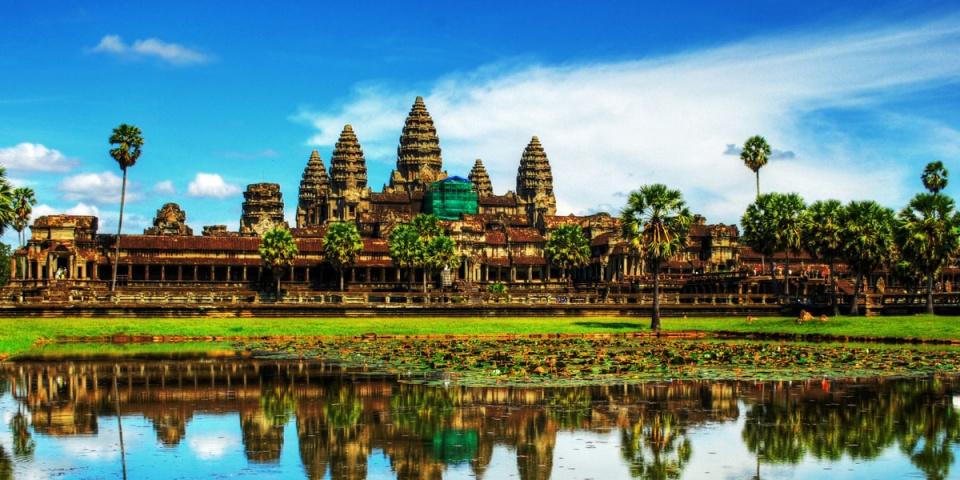 A titokzatos Angkor Wat
