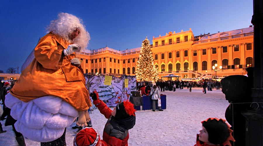 deeksha.hu | Adventi varázslat Bécsben - Ausztria - Bécs