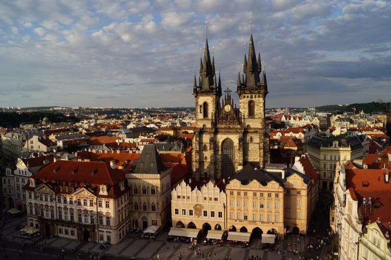 Mini körút Csehországban