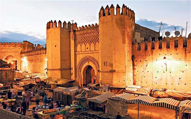 Királyi városok - Marokkó körutazás